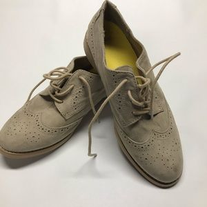 Gap oxford shoes new without tags